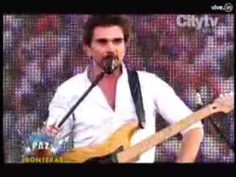 Concierto Por La Paz Juanes Y Miguel Bose (me Enamora)