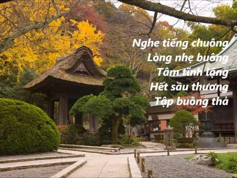 NGHE CHUÔNG - Thi kệ Thích Nhất Hạnh - Nhạc Võ Tá Hân