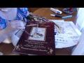 """Ангел-хранитель от """" Classic Design""""/подготовка и начало/ВЫШИВАЕМ И БОЛТАЕМ ВМЕСТЕ 2"""
