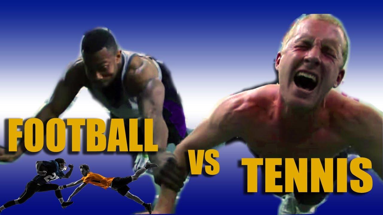 Vanderbilt Football Vs. Vanderbilt Men's Tennis - YouTube