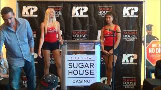 Kings Promotions Press Conference Aug 8 2017