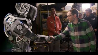 Creating the Robot for I Am Mother (Netflix): Inside Weta Workshop