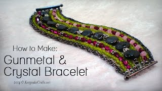 How To Make a Multi-strand Bracelet