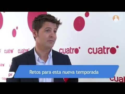 Jesús Cintora ('Las mañanas de Cuatro'): 'Mi próximo objetivo es entrevistar a Mariano Rajoy'