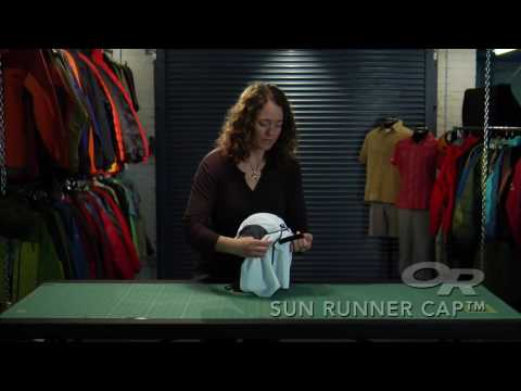 Video: Kids' Sun Runner Cap