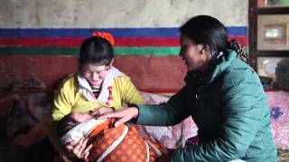 Tibet: Story of a Save the Children-trained healthworker
