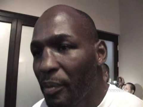 Bernard Hopkins Pacquiao Is the Best P4P Video