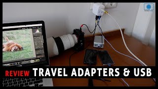 Travel Adapters and Charging on the Go