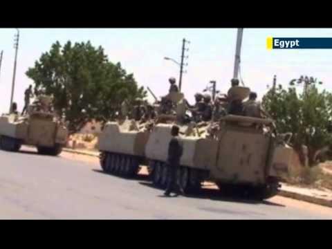 Egypt kills top Islamist militant in the Sinai