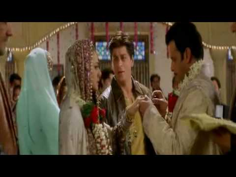 (hd) Main Yahaan Hoon - Veer Zaara video