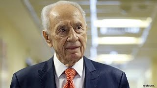 Former Israeli president and Nobel laureate Shimon Peres has died aged 93