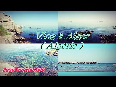 { Vlog N°2 } - Voyage à Alger -  Paysages à couper le souffle
