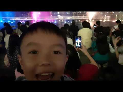 ระบำน้ำพุ@ไอคอนสยาม*START Happier*10/12/61 MP3