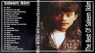 The Best Of Saleem Iklim Full Album Lagu Malaysia lama Populer