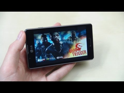 LG Optimus L7 II: Gaming & Spiele   SwagTab
