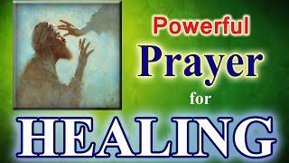 Powerful Prayer for Healing | Prayer to Jesus | HOPE Nireekshana TV