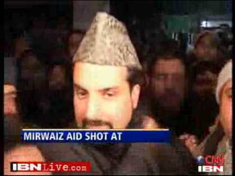 Blow to Kashmir peace talks as Hurriyat leader attacked