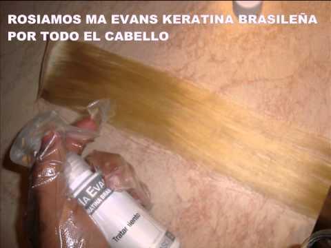 QUIERES APLICARTE MA EVANS KERATINA BRASILEÑA Y NO SABES COMO? YO TE ENSEÑO¡¡ =D