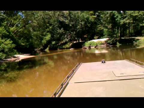 Copperhead Mud Motor 18hp running in 2 inches with custom16ftX36.3gp