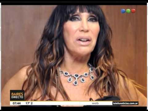 Moria Casán sigue detenida en Paraguay - Telefe Noticias