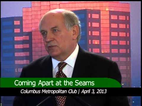 Author Charles Murray: Coming Apart at the Seams