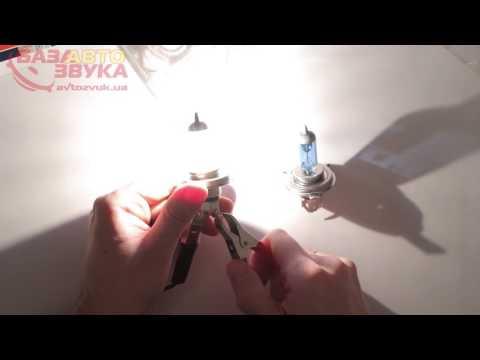 Галогенная лампа Osram H4 COOL BLUE HYPER 12V 62193CBH-HCB DUO (2шт.)