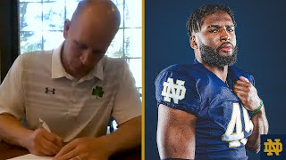 @NDFootball | 2020 Commencement Open Letter: Jonathan Jones