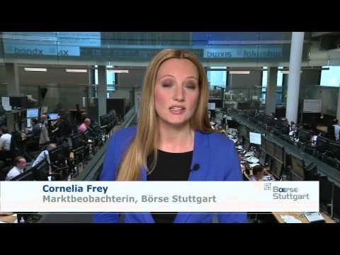 Krim und US-Bilanzen: DAX setzt Talfahrt fort