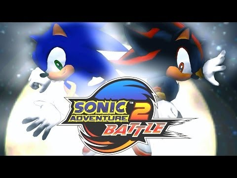Sonic Adventure 2 Battle - Intro [Remastered Widescreen HD with VFX]