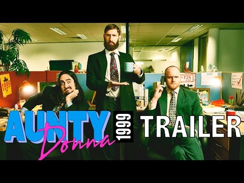 Aunty Donna: 1999 Web-Series Trailer