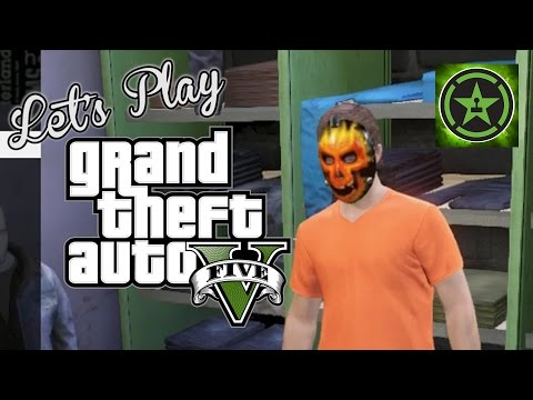 Let's Play - GTA V: Halloween Havoc