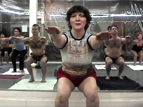Bikram Yoga  Winnipeg - A blast from the past!