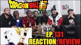 UNTIL NEXT TIME: DRAGON BALL SUPER EP. 131 REACTION/REVIEW FINALE
