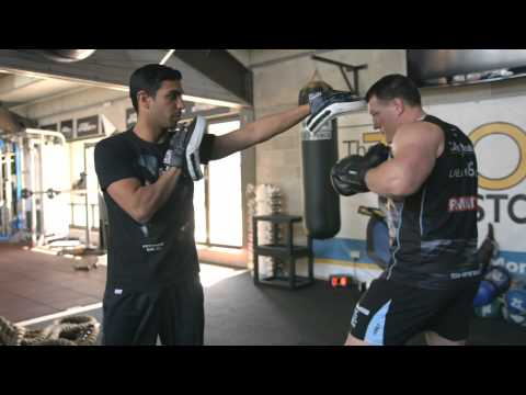 5 Rounds with Billy 'The Kid' Dib Feat. Paul Gallen