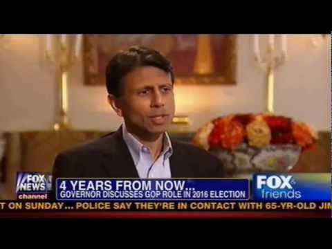 RGA Chairman Bobby Jindal on FOX and Friends