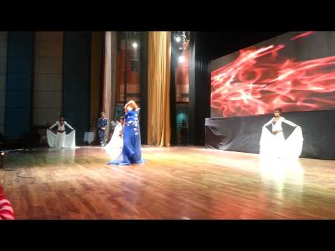 TERA CHEHRA JAB NAZAR AAYE PERFORMED BY CHAMPIONS DANCE TROUPE...