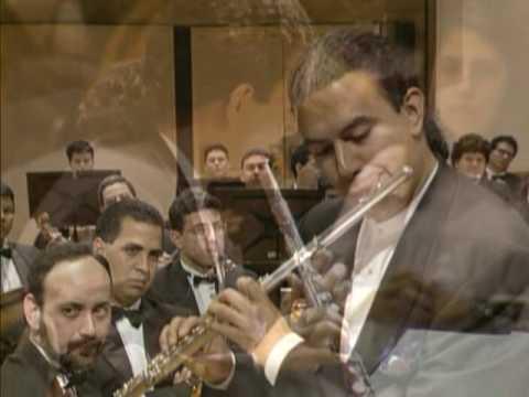 Tonada de Luna Llena - Venezuelan Music for 2 Flutes - Marco Granados, Jose Garcia, Flutes