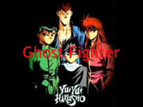 Opening theme song - ghost fighter - hohoemi no bakudan (a smile that