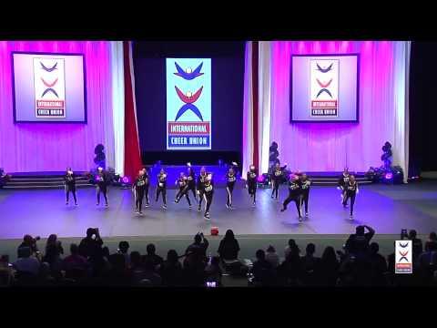 Usa National Team Team Cheer Hip Hop 2015 Icu World