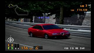 Gran Turismo 3 Playthrough Part 94! Replay of Rome Circuit Endurance Race! Beginning Part!