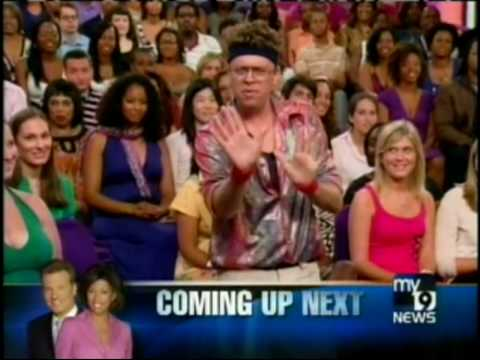Norman Gentle returns to the Wendy Williams show