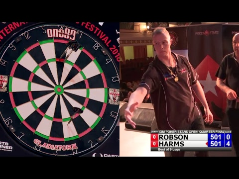 Isle of Man International Festival of Darts 2018 Day 1