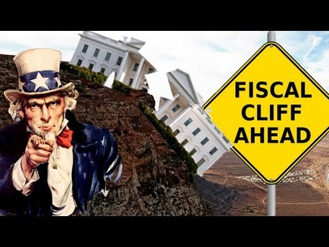 Fiscal Cliff 2013 explained: Obama, Republicans fiddle as economy burns