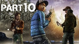 The Walking Dead Game Season 2 Episode 4 - Walkthrough Part 10