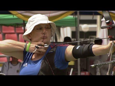 Recurve Women Standing Gold – WA Para Championships 2013 – Bangkok (THA)