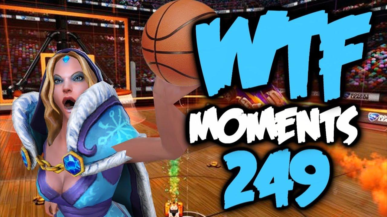 Dota 2 WTF Moments 249