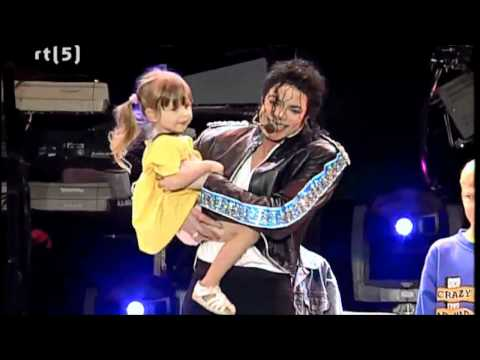 Michael Jackson - Heal the world - Live in Munich (HD-720p)