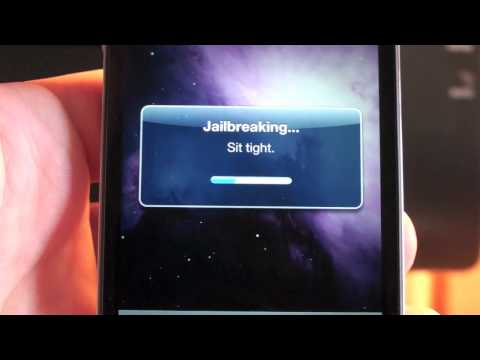 Jailbreak iPhone 4 + ANY iOS Device(iPod Touch, iPad) on Firmware 3.1.2 and Above(4.0) Using Safari