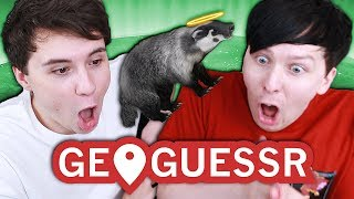 I CAN SHOW YOU THE WORLD! 🌎🤔 - Dan and Phil Play: GeoGuessr #2