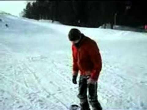 ТП в вакууме и фотоаппарат (Epic Fail). Первый полёт сноубордиста.